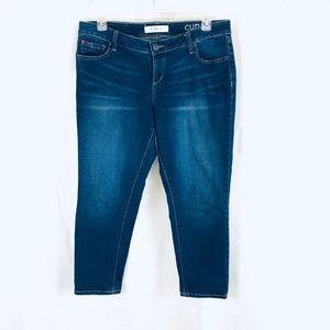 SLINK Jeans Curvy Fit Skinny Ankle 12